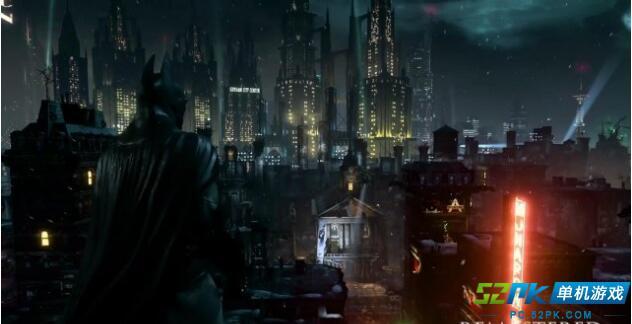 蝙蝠侠重返阿卡姆宣传片 体验蝙蝠侠与小丑的故事