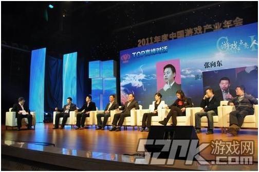 盛大游戏首席运营官张向东谈《星辰变》2012展望