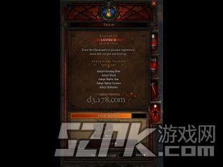 暗黑破坏神3中的铁匠系统详解