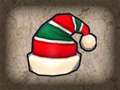 圣诞好运帽