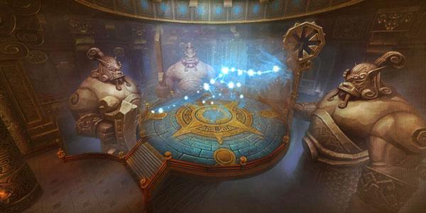 魔兽世纪莫古山宫殿5号BOSS:伊拉贡