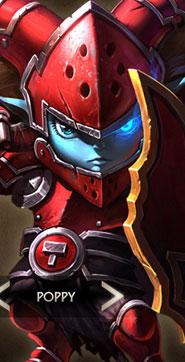 联盟 英雄 钢铁/8481lol波比皮肤血色之锤
